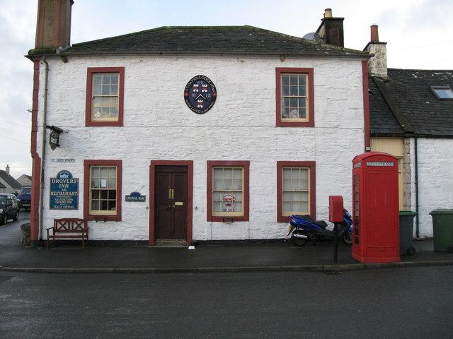 Drovers Inn, Kirkpatrick Durham