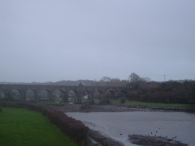 12 Arch Bridge in Ballydehob