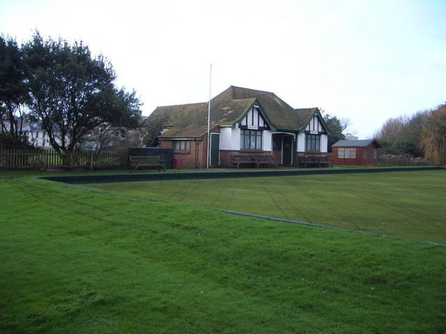 The Bowling Green & Clubhouse in Egerton Park