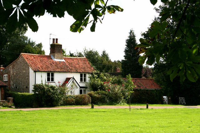 Village Green, Gressenhall