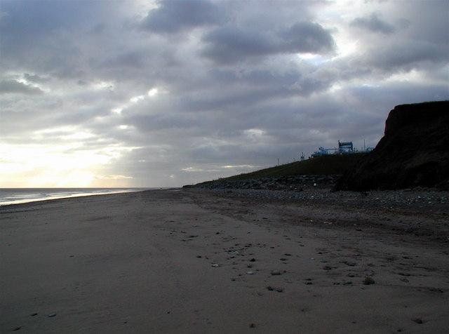 Dimlington Beach