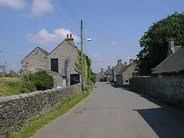 Wetton Village