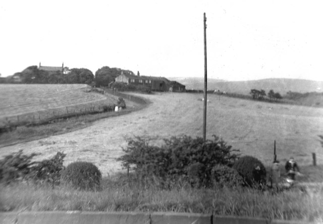 Buckley Hill Farm, Milnrow, Lancashire