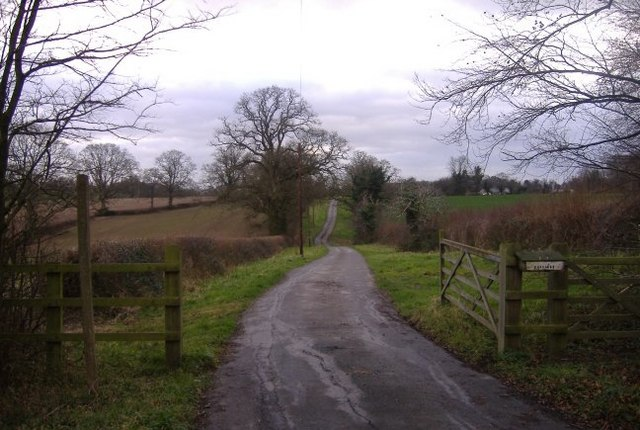 Entrance to Hardinge