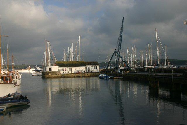 Mylor Quay