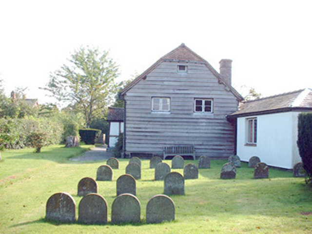 Quaker Meeting House 1672, Almeley Wootton