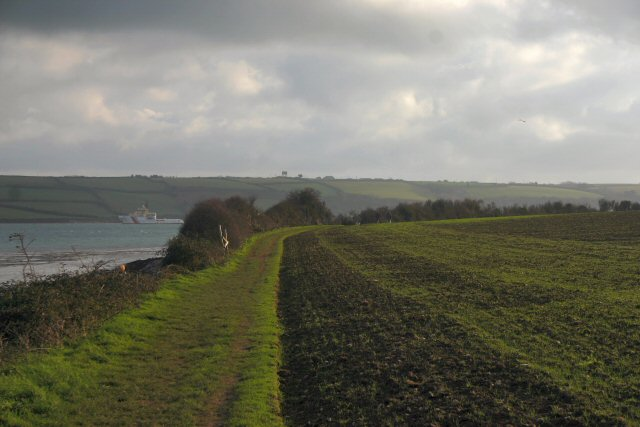 Footpath to Penarrow Point