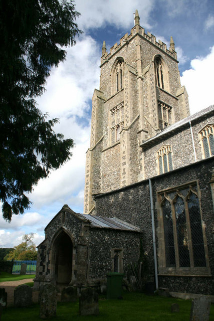 St. Mary the Virgin, North Elmham