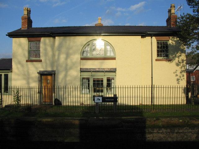 Keepers Cottage, Tarvin Lock