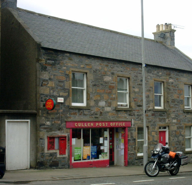 Cullen Post Office