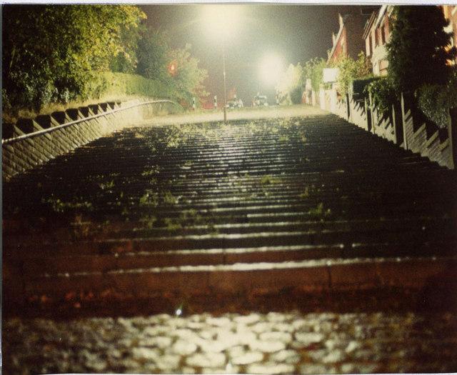 Brantfell steps