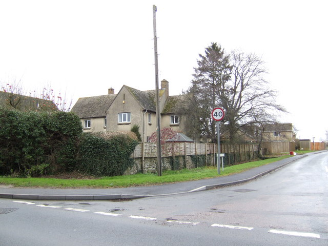 Outskirts of Fairford