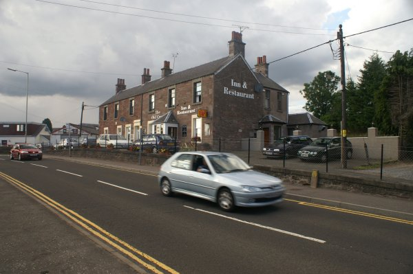 The Old Cross Inn, Old Rattray
