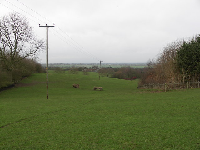 Power supply to Knaptoft Grange