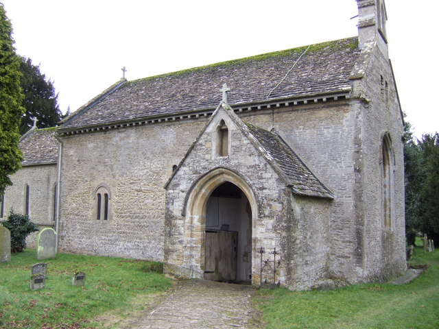 St. Peter's, Southrop