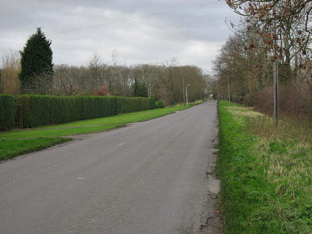 The Road To Tetney