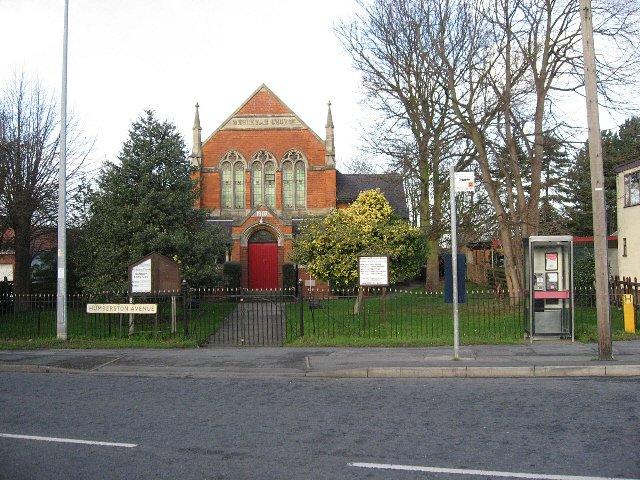 Humberston Methodist Church