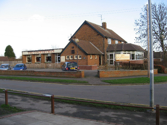 The Countryman Public House