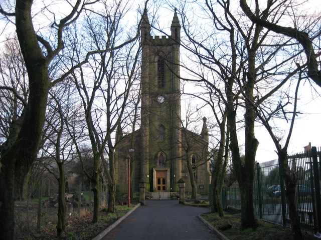 St Andrews Church Ramsbottom
