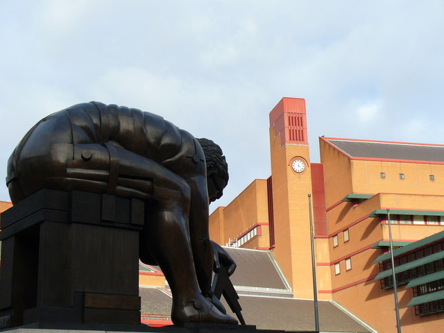 """Newton"" at the British Library"