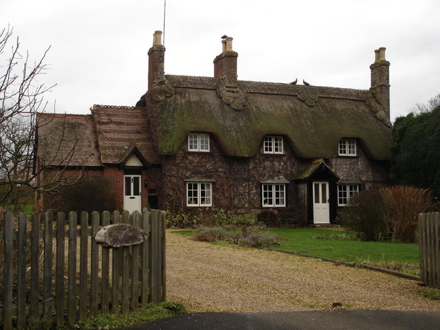 House in Wimborne St Giles
