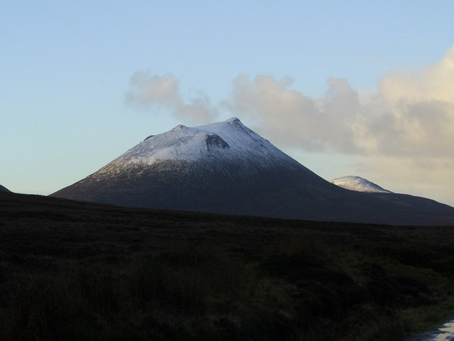 Morven and Small Mount