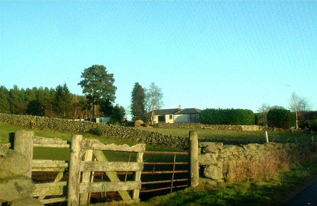 St Fillans cottage