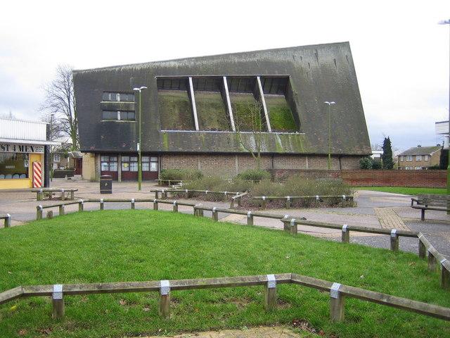South Hatfield: The Church of St John (2)