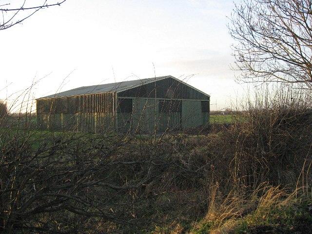A Prefabricated Barn