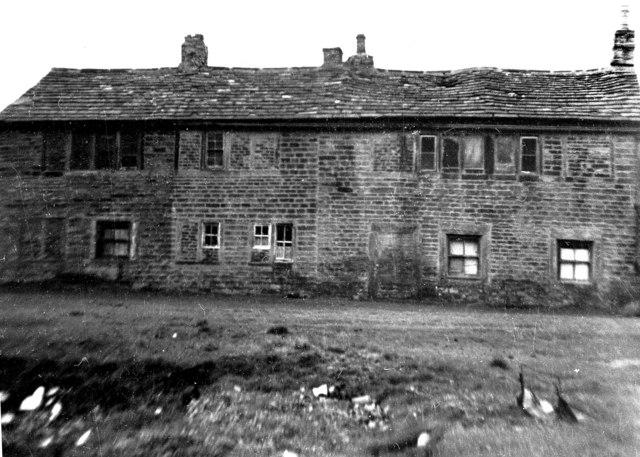 'Banks', near Tunshill, Milnrow, Lancashire