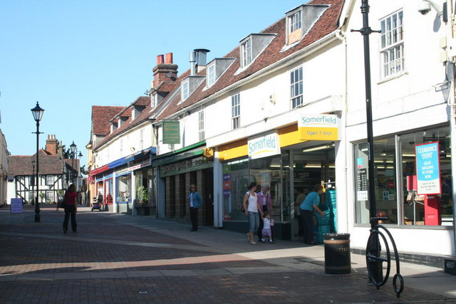High St., Old Harlow