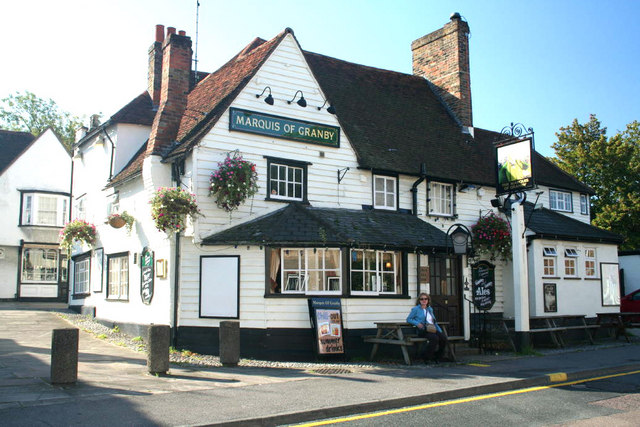 The Marquis of Granby, Old Harlow