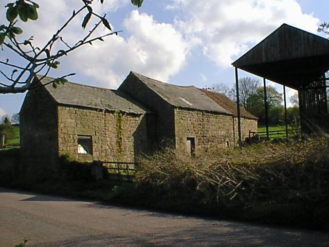 Sam's Barn Quarry Lane (Prior to Conversion)