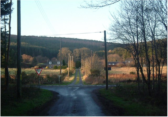 Craigton crossroads