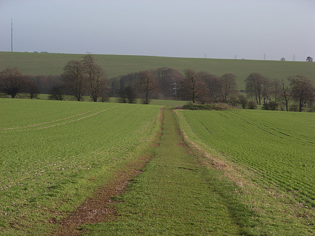 Farmland, Ladle Hill