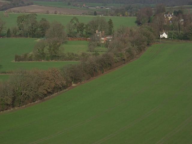 Farmland, Old Burghclere