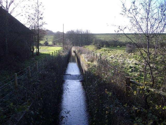 Darwell Dam & Outlet Channel