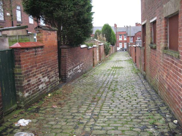 Rear of Tynwald Street Clarksfield