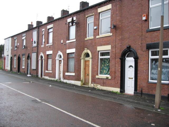Salford Street Glodwick Oldham