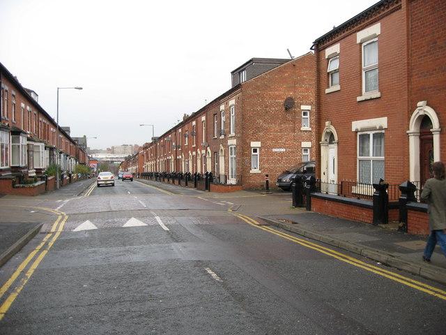 Waterloo Street Oldham