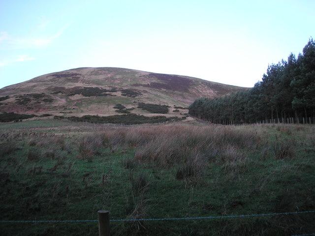 Castlelaw Hill