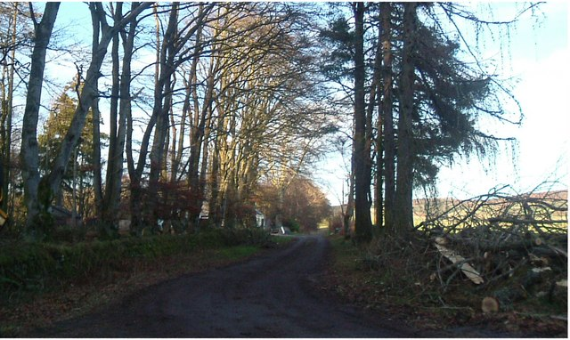 Beltie Cottage junction