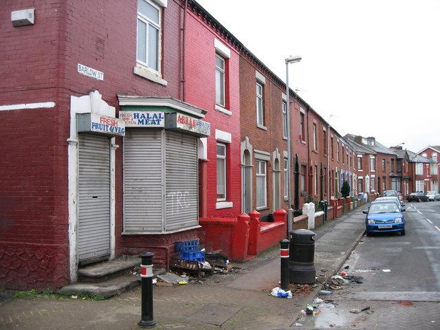 Barlow Street  Oldham