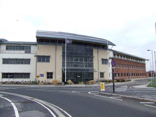 Wiltshire Police headquarters building