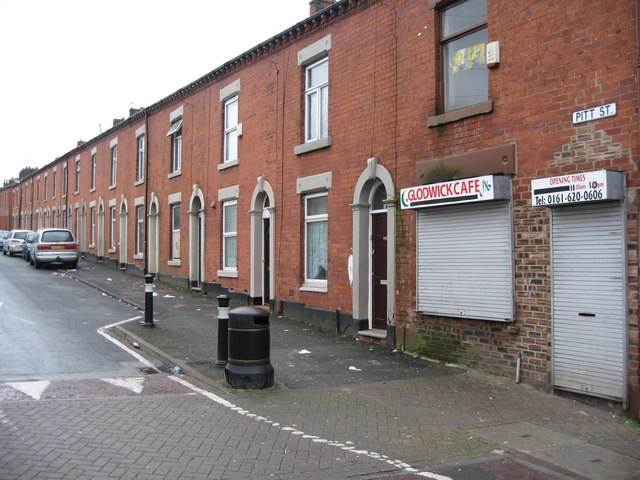 Pitt Street Oldham