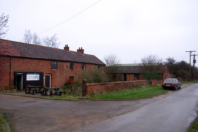 Far Ings Visitor Centre