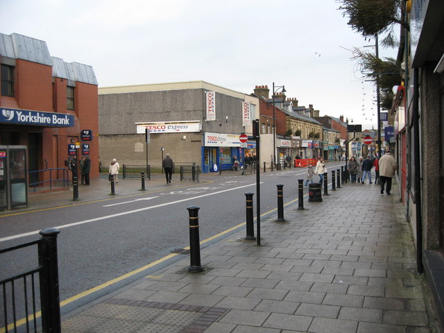 Market Street Shaw