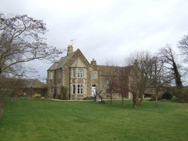 Eastrop Farm House