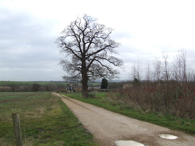Lane to Round Robin Farm