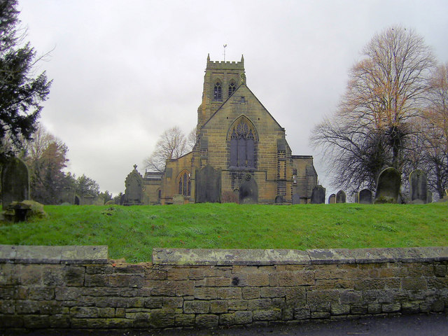Church at Stannington